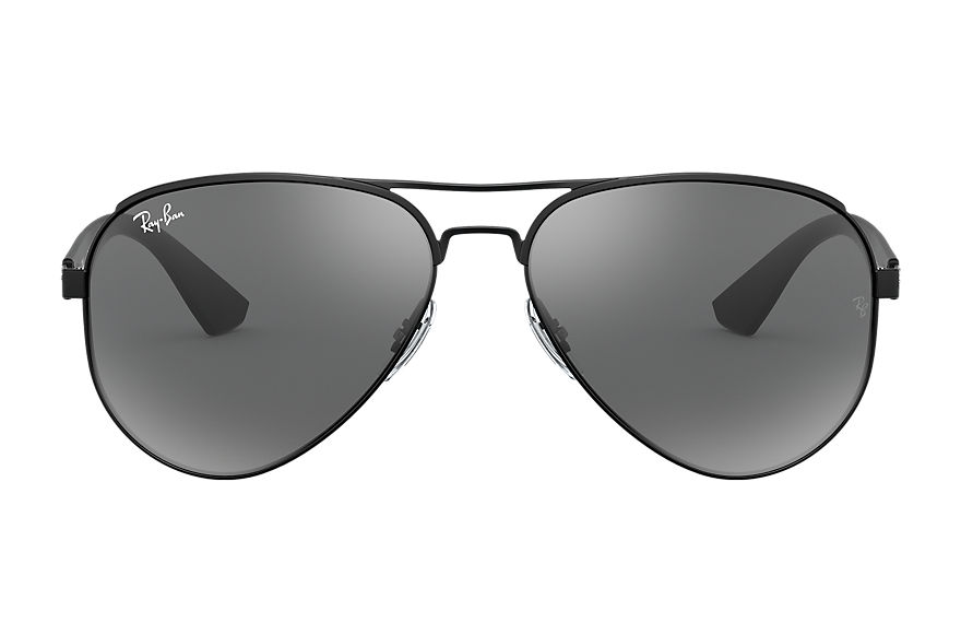 Ray-Ban Rb3523 Black, Gray Lenses - RB3523