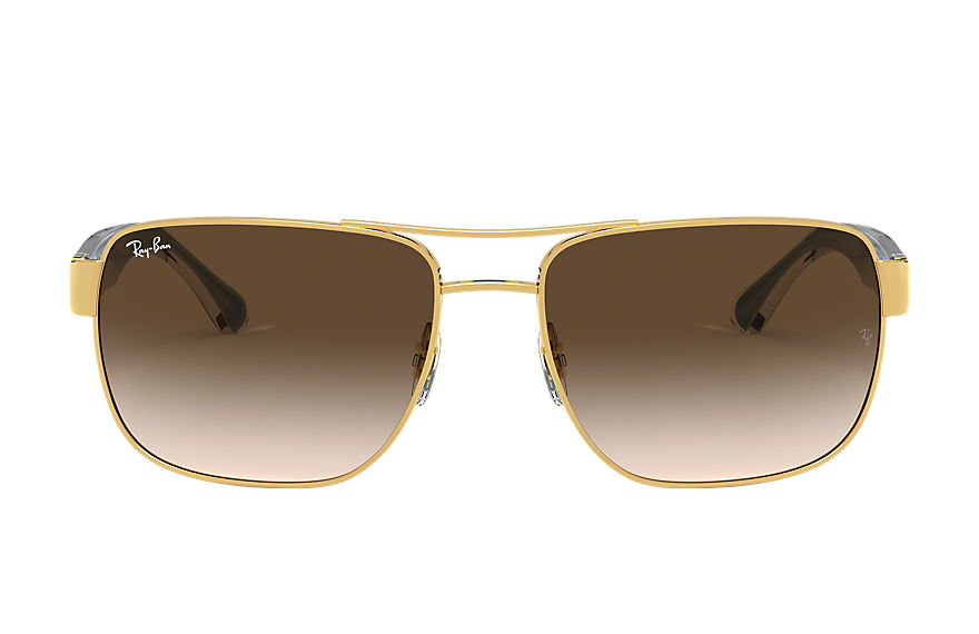 Ray-Ban Rb3530 Brown, Brown Lenses - RB3530