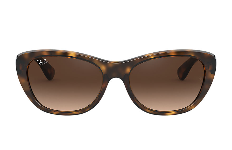 Ray-Ban Rb4227 Tortoise, Brown Lenses - RB4227