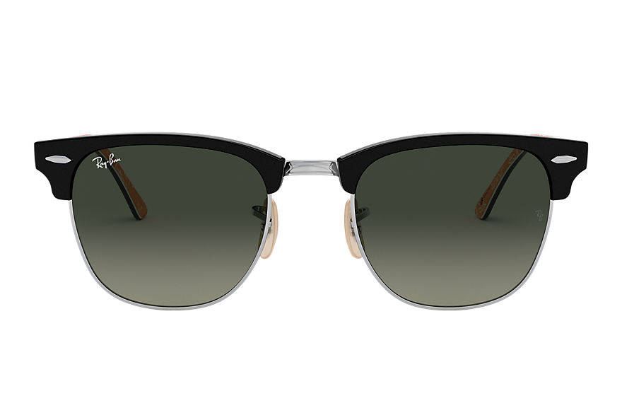 Ray-Ban Clubmaster @collection Black, Gray Lenses - RB3016