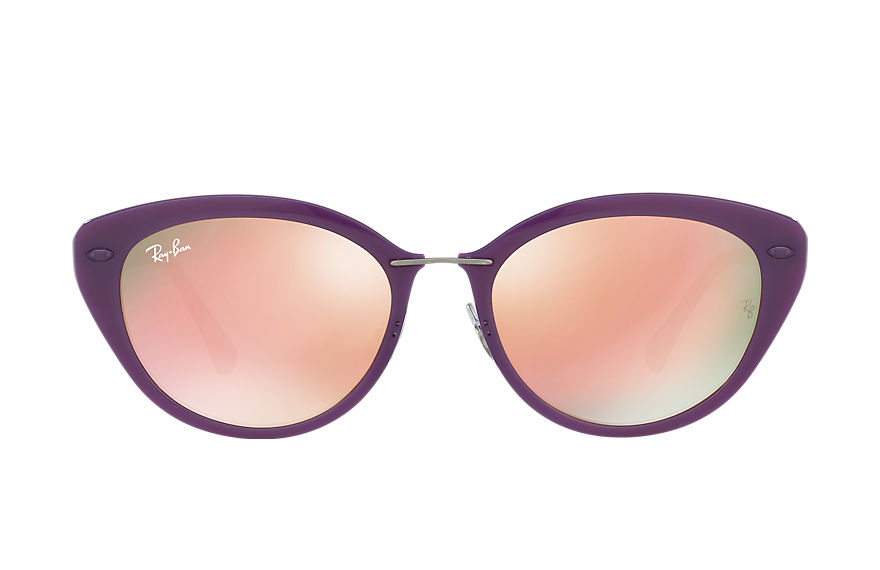 Ray-Ban Rb4250 Violet, Pink Lenses - RB4250