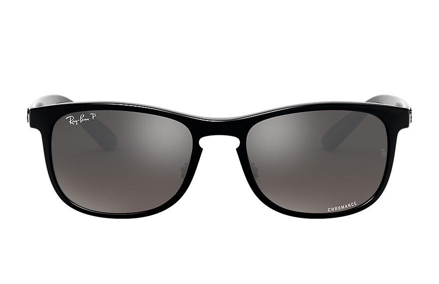 Ray-Ban Rb4263 Chromance Black, Polarized Gray Lenses - RB4263