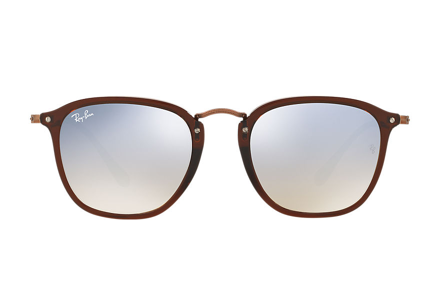 Ray-Ban Rb2448n Brown, Gray Lenses - RB2448N