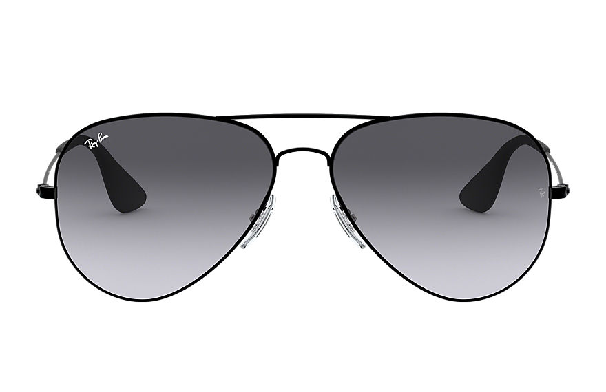 Ray-Ban Rb3558 Black, Gray Lenses - RB3558