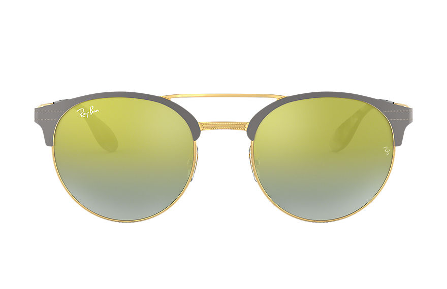 Ray-Ban Rb3545 Grey, Green Lenses - RB3545