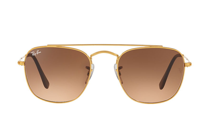 Ray-Ban Rb3557 Bronze-Copper, Pink Lenses - RB3557