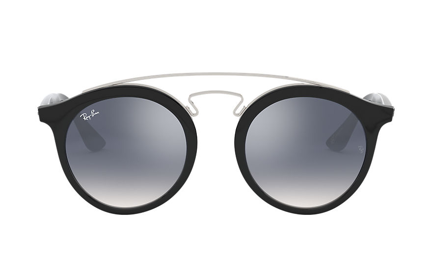 Ray-Ban Gatsby I @collection Black, Blue Lenses - RB4256
