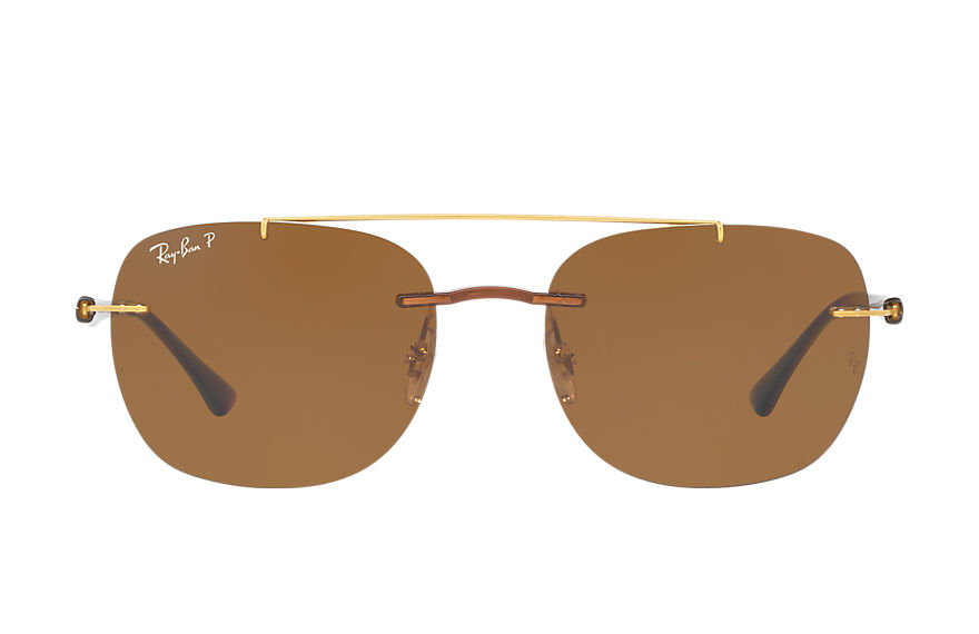 Ray-Ban Rb4280 Brown, Polarized Brown Lenses - RB4280