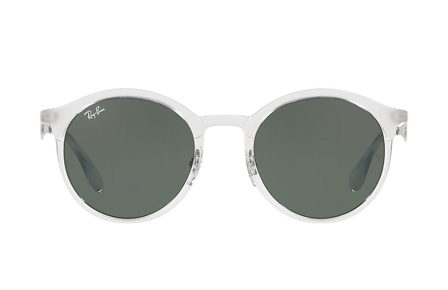 Ray-Ban Emma Silver, Green Lenses - RB4277