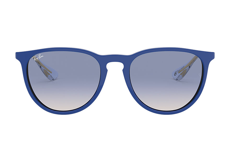 Ray-Ban Erika @collection Gold, Blue Lenses - RB4171