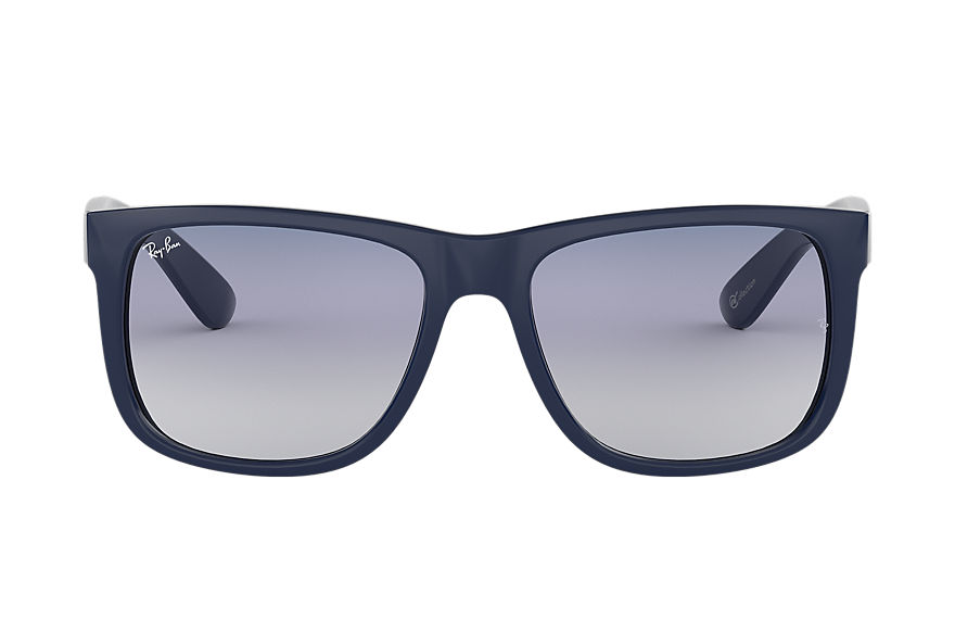 Ray-Ban Justin @collection Blue, Blue Lenses - RB4165