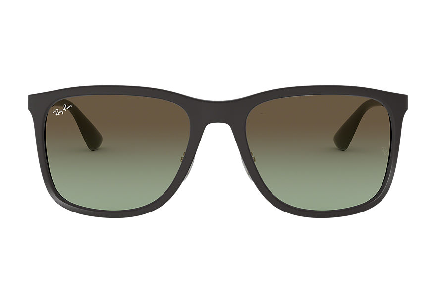 Ray-Ban Rb4313 Gold, Brown Lenses - RB4313