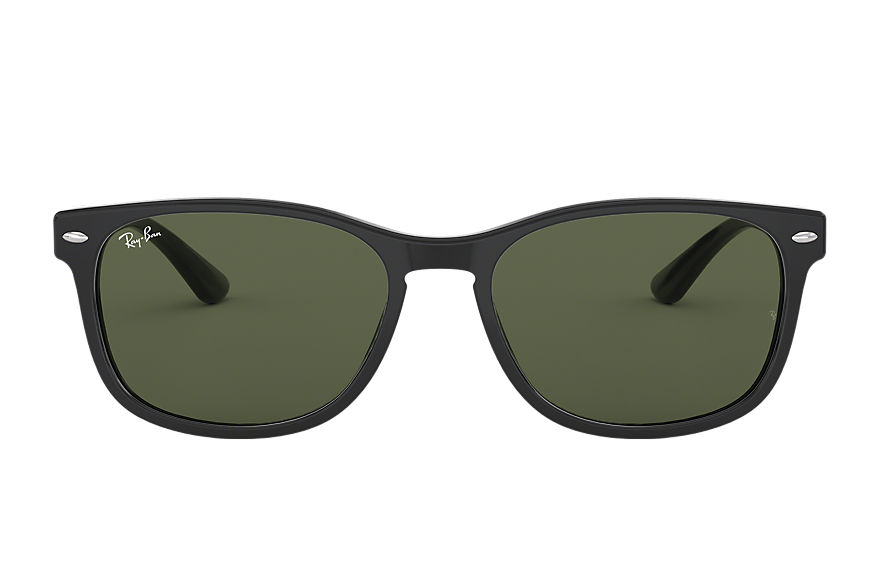 Ray-Ban Rb2184 Black, Green Lenses - RB2184