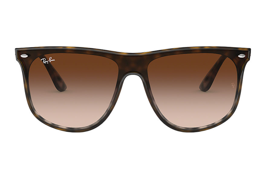 Ray-Ban Blaze Rb4447n Tortoise, Brown Lenses - RB4447N