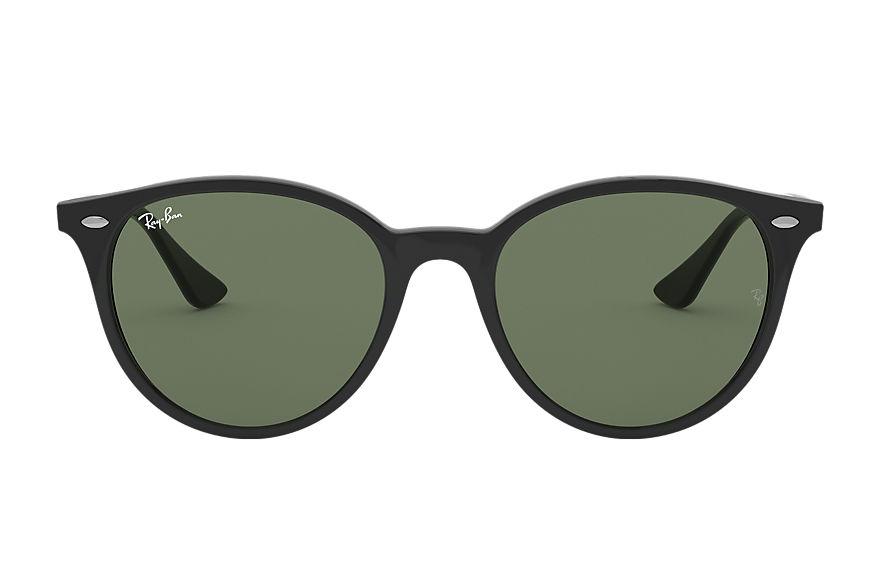 Ray-Ban Rb4305 Black, Green Lenses - RB4305