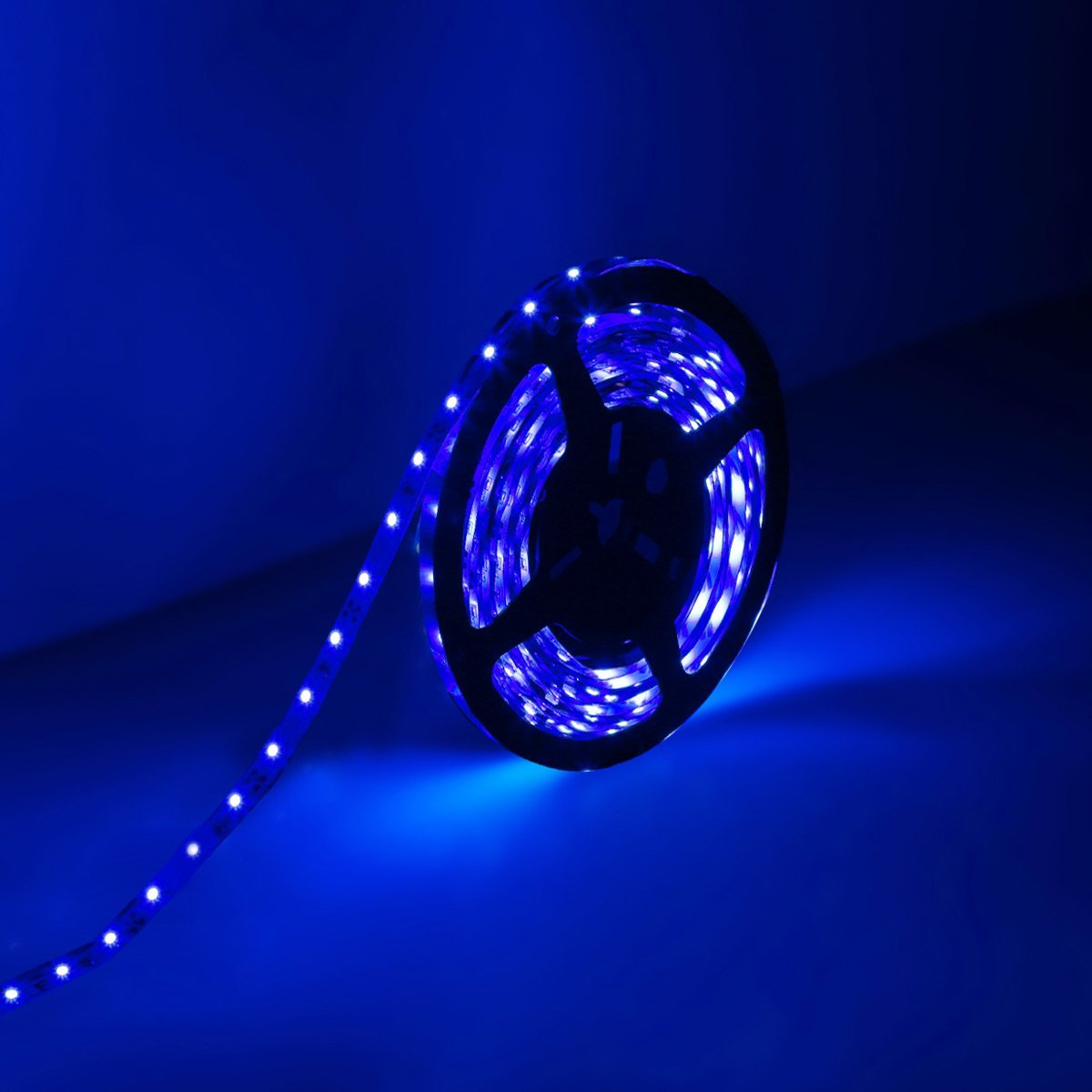 Flexible Blue Led Strip Lights Proshopaholic Com