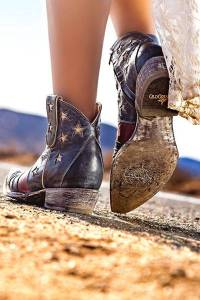 """Old Gringo Western Boots """"Stars & Stripes"""""""