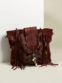 Free People Canyonland Tote Bag
