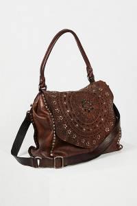 Campomaggi Ibiza Embellished Satchel Bag