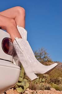 "Jeffrey Campbell Western Boots ""Dagget"""