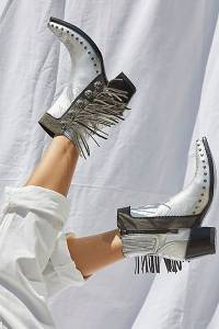 """Old Gringo Western Boots """"Wilder Fringe"""""""