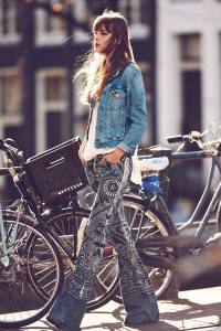 Free People Jeans & Denim Streetstyle