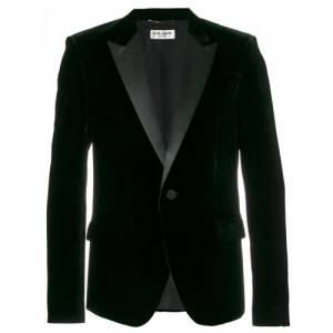Saint Laurent Men Le Smoking Jacket