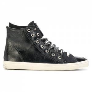 Saint Laurent Men Rivington Black Sneakers