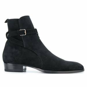 Saint Laurent Men Wyatt 30 Jodhpur Boots