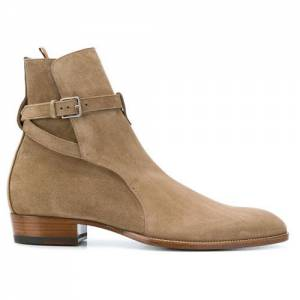 "Saint Laurent Men's Boots ""Wyatt 30 Jodhpur"""