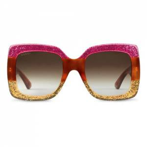 "Gucci Women's Sunglasses ""Square GG"""