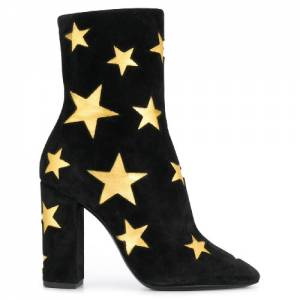 "Saint Laurent Women's Boots ""Lou Star"""