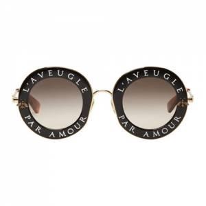 """Gucci Sunglasses """"L'Aveugle Par Amour"""""""
