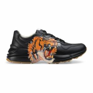 "Gucci Men's Sneakers ""Roaring Tiger"""