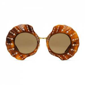 "Gucci Women's Sunglasses ""Shell"""
