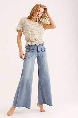 "Free People Bell Bottom Jeans ""Hailey"""