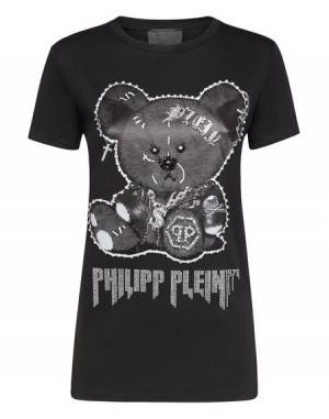 "Philipp Plein Women's T-Shirt ""TEDDY BEAR"""