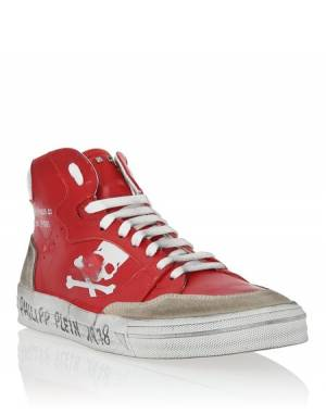 Philipp Plein Hi-Top Sneakers MM