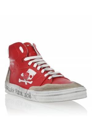 Philipp Plein Hi-Top Sneakers MM