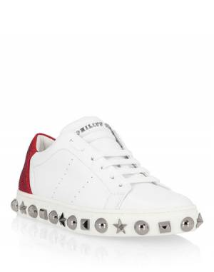"Philipp Plein Sneakers ""PLAYBOY"" Women's Shoes"