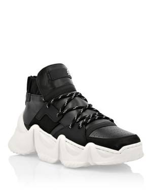 "Philipp Plein Sneakers ""MONSTER 0.2"" Men's Shoes"