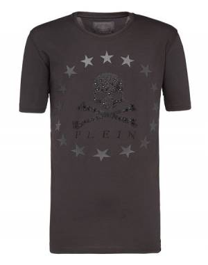 "Philipp Plein T-Shirt ""MIX"" Skull Men's Tops"