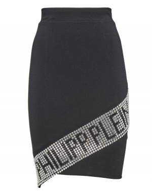 "Philipp Plein Mini Skirt ""CRYSTAL"""