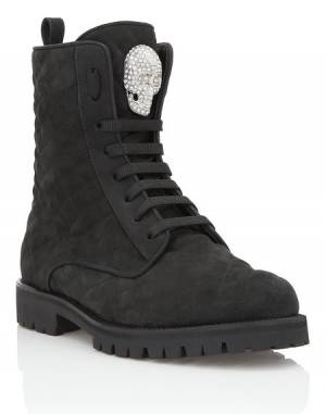 """Philipp Plein Women's Boots """"STILL ME"""""""
