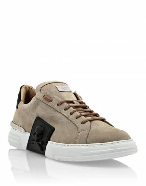 "Philipp Plein Men's Sneakers ""PHANTOM KICK$"""
