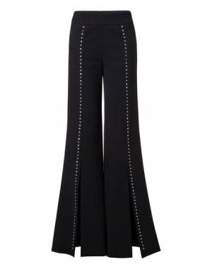 "Philipp Plein ""HIS HEART BELONGS TO ME"" Flare Pants"