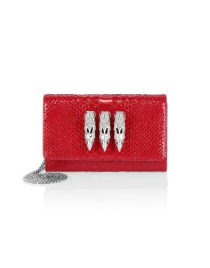 "Philipp Plein Women's Clutch ""CLAWS"""