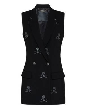"""Philipp Plein Women's Vest """"SKULLS"""""""