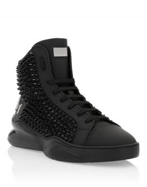 "Philipp Plein Men's Sneakers ""STUDS"""