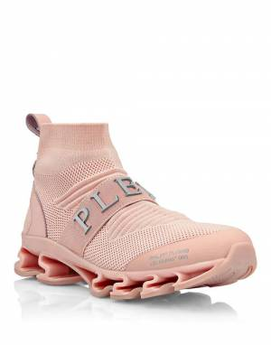 "Philipp Plein Women's Sneakers ""ACTIVE"""